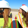 home depot associates at texas wind farm