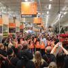 Associates crowd inside new Denham Springs store