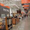"The Home Depot ""WE'RE DENHAM SPRINGS STRONG"" STORE 48 REOPENS Inspiration Home Depot Interior Design"