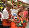 The home depot saturdays at the home depot a family for Home depot sister companies
