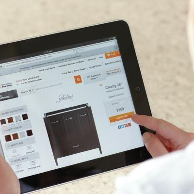 HOME DEPOT NAMED INTERNET RETAILER OF THE YEAR